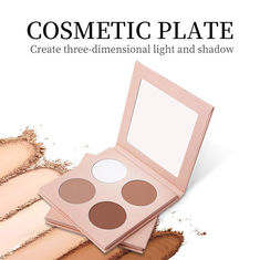 Private Label Pressed Powder Contour And Highlighter Palette